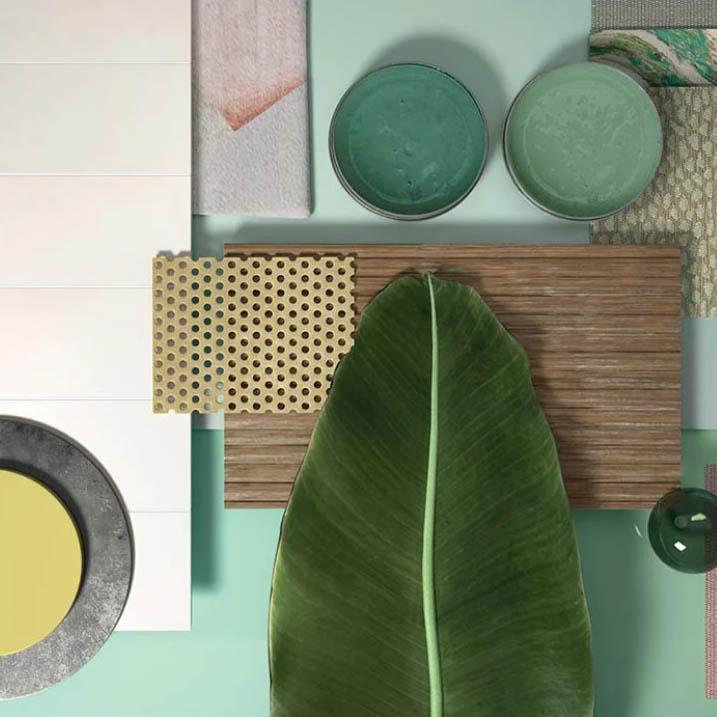 Ghidul culorilor pentru tendintele de design ale anului 2020