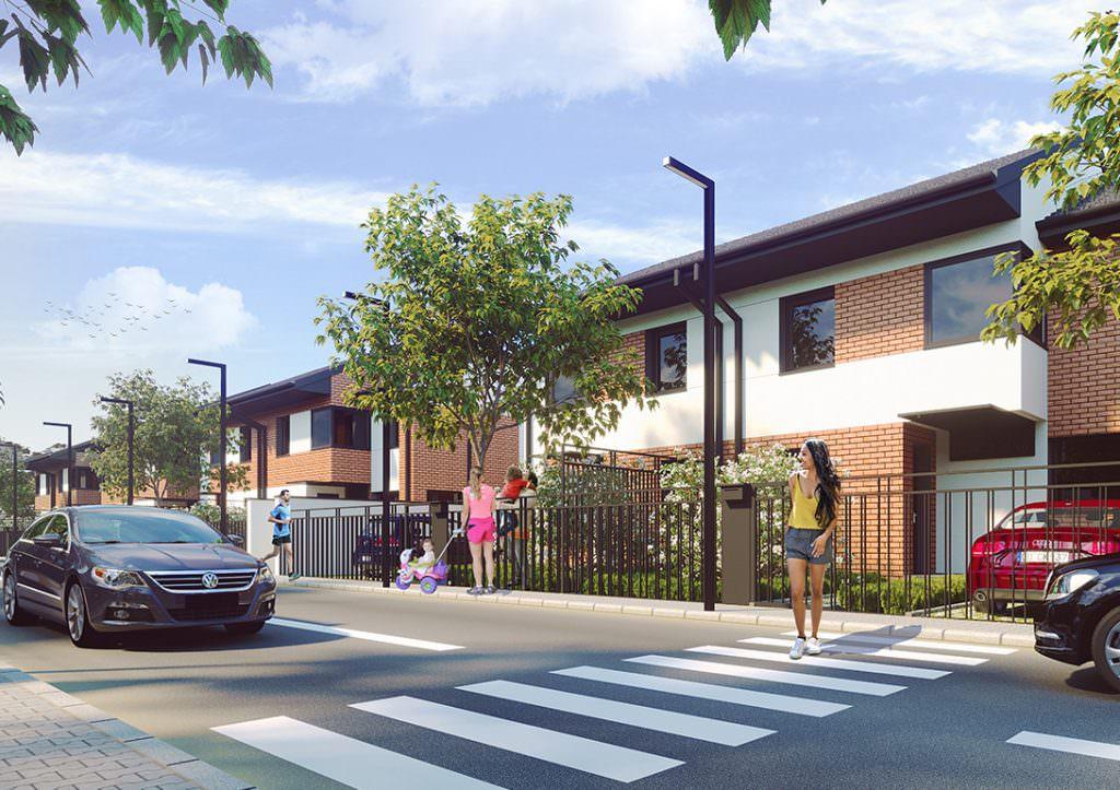 Green Future Residence – COMPLEX 78 Vile in Mogosoaia